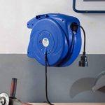 enrouleur automatique câble électrique 25 m TOP 10 image 2 produit