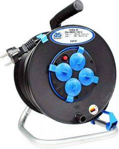 enrouleur automatique câble électrique 25 m TOP 11 image 0 produit