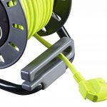 enrouleur automatique câble électrique 25 m TOP 5 image 1 produit