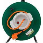 enrouleur câble électrique vide 50m TOP 5 image 1 produit