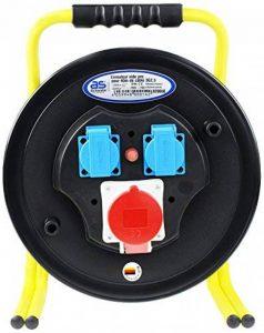 enrouleur câble électrique vide 50m TOP 9 image 0 produit
