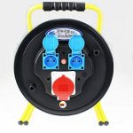 enrouleur câble électrique vide 50m TOP 9 image 1 produit