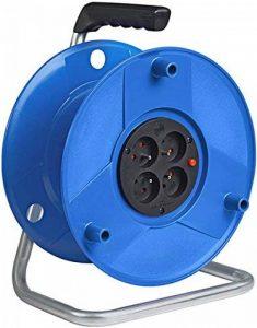 enrouleur de câble électrique de 40 mètres brennenstuhl TOP 11 image 0 produit