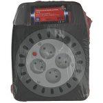 Enrouleur domestique Dhome - H05 VV-F 3G 1,5 mm² - Longueur 15 m de la marque DHOME image 1 produit