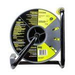 Enrouleur électrique 4 prises 40 mètres NF - câble H05VV-F 3G1.5 de la marque Masterplug image 3 produit