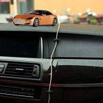 EX1 Auto Voiture USB Câble de Charge Support Crochet Organisateur Clip Accessoires (8 Pièces) de la marque EX1 image 3 produit