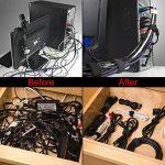 fixation câble bureau TOP 10 image 3 produit