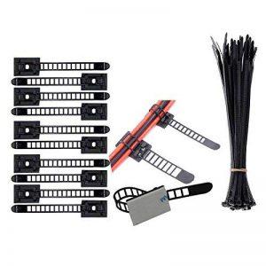 fixation câble bureau TOP 6 image 0 produit