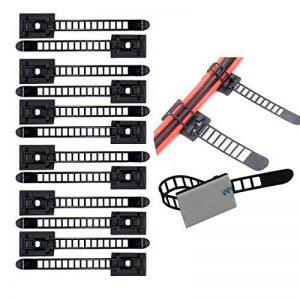 fixe câble adhésif TOP 7 image 0 produit