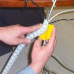 Gaine Flash - Gaine Range Câbles - Gaine Flash - Diamètre 20 mm - Longueur: 1,5 m - Couleur: Noir de la marque Gaine Flash image 1 produit