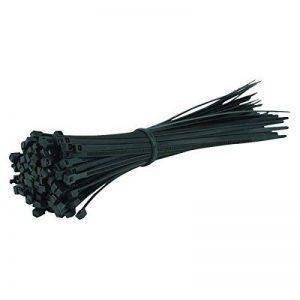 Gocableties Lot de 100serre-câbles en nylon de qualité supérieure, 200 x 2,5mm de la marque Gocableties image 0 produit