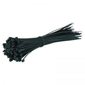 Gocableties Lot de 100serre-câbles en nylon noir 300x 4,8mm de la marque Gocableties image 0 produit
