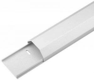 Goobay 90728 Passe-Câble 50 mm Blanc de la marque GOOBAY image 0 produit