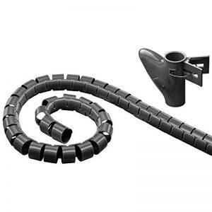 Goobay Tube spiralé résistant DE 2,5 m Évite l'enchevêtrement des câbles de la marque GOOBAY image 0 produit