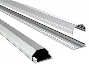 goulotte électrique aluminium design TOP 4 image 0 produit