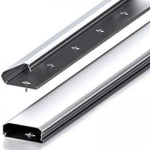 goulotte électrique aluminium design TOP 5 image 0 produit