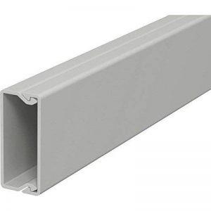 Goulotte électrique clapet 15 x 40 gris 2 m de la marque OBO BETTERMANN image 0 produit