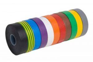 Guilty Gadgets ® 10Rouleaux électrique Isolation PVC Ruban adhésif 18mm x 5m Ignifuge de la marque Guilty Gadgets image 0 produit