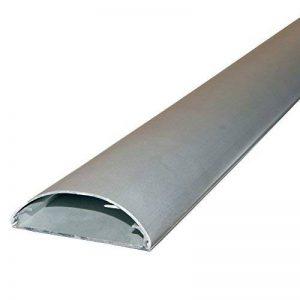 HFTEK® HF12A Aluminium Goulotte de câblage Cache-câble Cable Trunking for TV wall mount bracket de la marque HFTEK image 0 produit