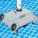 Intex 28001 Robot de piscine nettoyeur de fond pour piscines hors-sol pour filtration entre 6 et 15 m3/h de la marque Intex image 1 produit