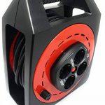 Joel YK45 S 25m (Meter) 4 prises de câble d'extension de bobine électrique robuste de la marque Jo-el image 4 produit
