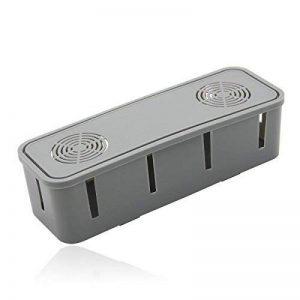 Kitchnexus Câble Boîtes de Rangement Home de Sécurité Rectangulaire pour Câbles Prises De Maison Bureau de la marque Kitchnexus image 0 produit