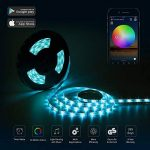 LED Bande Lumineuse Eclairage blanc Wifi Liplasting 10M 32.8ft RGB 300 LEDS 5050 SMD Etanche de la marque Liplasting image 1 produit