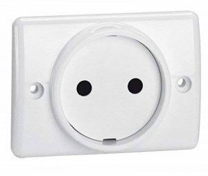 Legrand LEG50806 Prise à encastrer pour Plinthe 2P 16 A 250 V Blanc de la marque Legrand image 0 produit