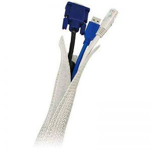 LogiLink FlexWrap Pochette de câble 1,8 m Gris de la marque Logilink image 0 produit