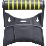 Masterplug CHT-PX Range câble Mural pour rallonges électrique, Noir Et Vert de la marque Masterplug image 1 produit