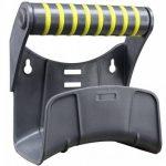 Masterplug CHT-PX Range câble Mural pour rallonges électrique, Noir Et Vert de la marque Masterplug image 4 produit