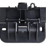 Masterplug OWHB/F-PX Support de Fixation Murale pour Enrouleur électrique, Noir de la marque Masterplug image 1 produit