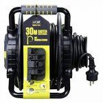 Masterplug Pro XT Jardin Enrouleur de câble 30m & 3m câble, 1pièce, Oatrg3016Rrfl3ip-px de la marque Masterplug image 4 produit