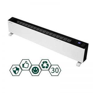 MAZHONG Radiateur électrique Économie d'énergie-2000W de chauffage électrique de convection de chauffage intelligent de plinthe à la maison de salle de bains de la marque Radiateur électrique image 0 produit