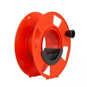 Megaspule - 28x12cm avec poignée coulissante, enrouleur de câble, enrouleur de tuyau, enrouleur de câble avec manivelle. de la marque IMC Networks image 0 produit