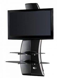 Meliconi Ghost Design 2000 Support Mural pour TV Plasma/LCD Noir Carbone de la marque Meliconi image 0 produit