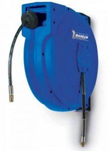 MICHELIN 6022530010 Enrouleur Automatique Tuyau PVC 10 M 1/4 M de la marque Michelin image 0 produit