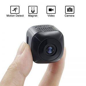 Mini Caméra Espion, UYIKOO HD 1080P Caméra Cachée Espion Portable Mini Caméra avec Détection de Mouvement pour la Sécurité à Domicile de la marque UYIKOO image 0 produit