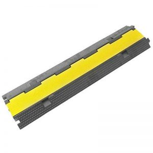 Passe de sol pour la protection des câbles et 98cm 2 voies droite - Cablematic de la marque Cablematic image 0 produit