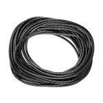 Purovi® Cache Câble Universel en Spirale, Tuyau en spirale 6 mm - 60 mm - Longueur : 10 m (noir) de la marque Purovi image 2 produit