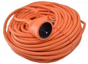 rallonge électrique 25m TOP 6 image 0 produit