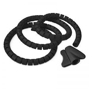 Relaxdays 10018867 Gaine flexible serre-câbles pour protection de câble de la marque Relaxdays image 0 produit