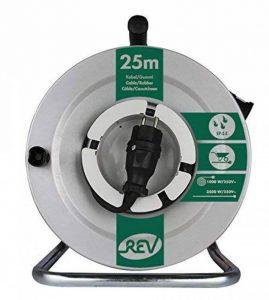 Rev Ritter Enrouleur de câble en tôle d'acier, 0011505412 de la marque REV Ritter image 0 produit