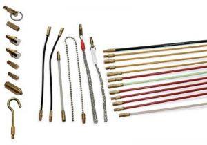 Super Rod CRSK12 Kit d'installation pour câble comprenant 13 baguettes tire-fil 12 m de la marque Super Rod image 0 produit