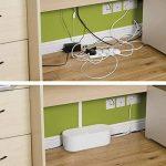 systeme pour cacher les cables TOP 1 image 2 produit