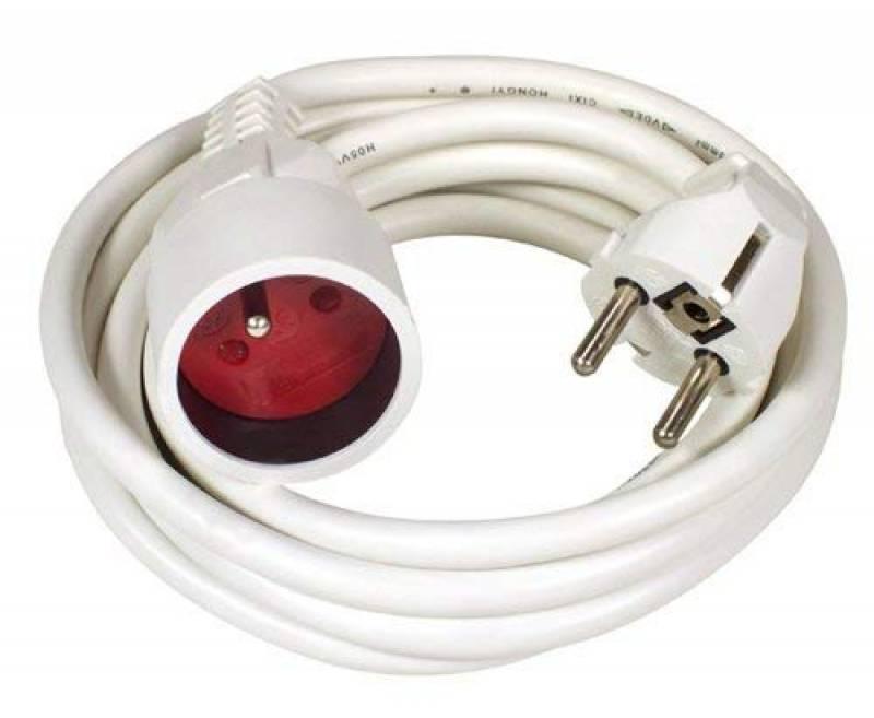 C/âble dextension pour Usage ext/érieur IP44 15 m/ètres Type F Schuko Noir Rallonge /électrique 15 m en Caoutchouc de Marque Bronson++ H07RN-F 3G 1,5mm/² avec clapet de s/écurit/é