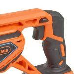 VonHaus Scie Sabre Max 20 V — Vitesse variable, Changement de lames sans outils, 2 lames à bois, Course de 22 mm — Batterie, chargeur et sac à outils inclus de la marque Vonhaus image 4 produit