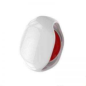 XMDZ Enrouleur Câble Automatique Écouteurs Rangement Portable en Plastique Blanc de la marque XMDZ image 0 produit
