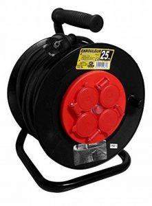 Zenitech - Enrouleur 4P 25m + Coupe-Circuit - IP44 de la marque Zenitech image 0 produit