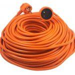 Zenitech - Prolongateur 16A HO5VV-F 2x1,5 Orange 40m de la marque Zenitech image 1 produit